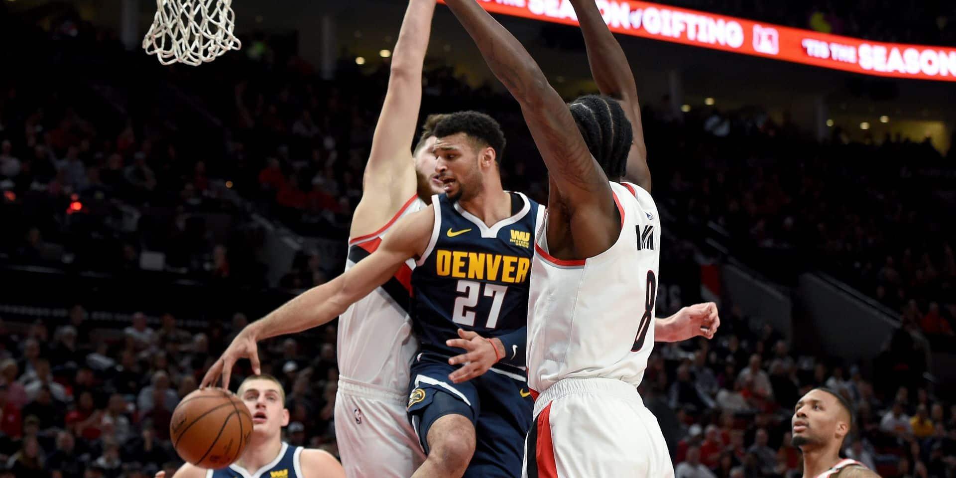 NBA: Denver s'affirme, Houston se rassure