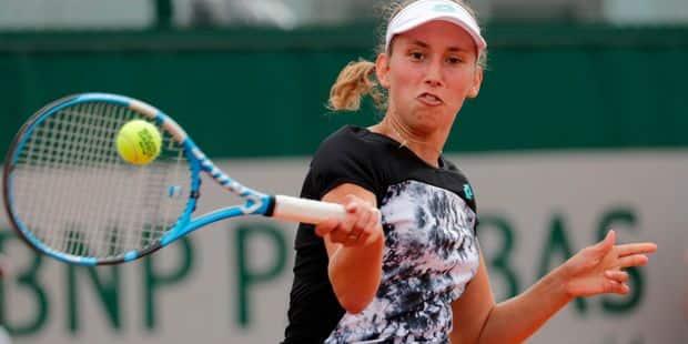 Roland-Garros: Flipkens se qualifie, Mertens bien partie face à Lepchenko mais le match se finira mardi! - La DH