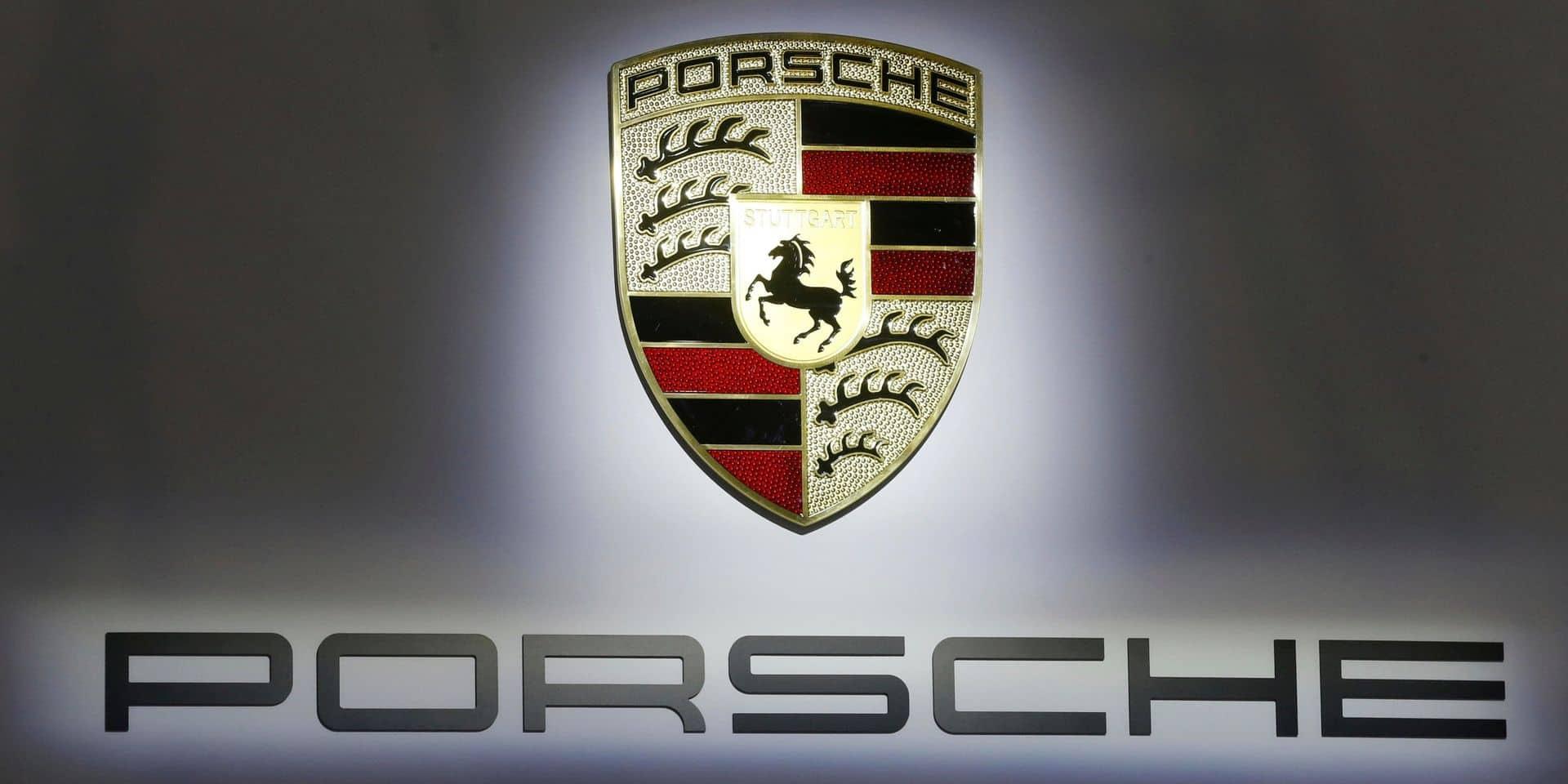 """Pour Porsche aussi, """"le futur est électrique"""""""