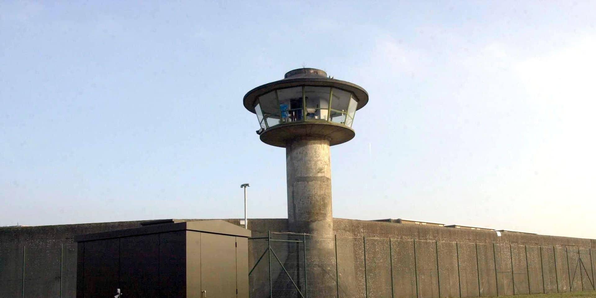 Incident à la prison de Lantin: le calme est revenu dans la nuit de vendredi à samedi