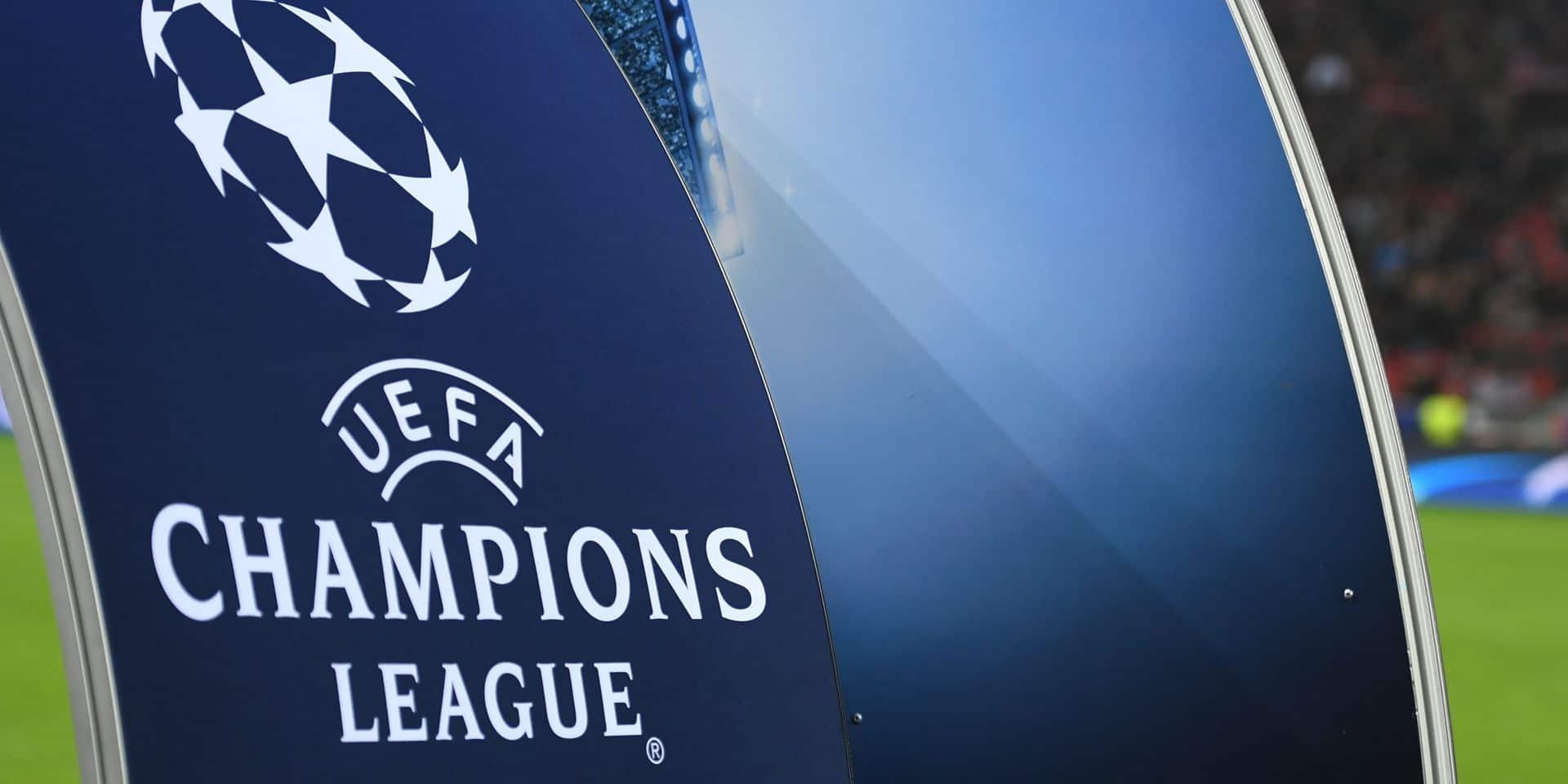 """""""La finale de Ligue des champions à Lisbonne, l'Europa League en Allemagne"""""""