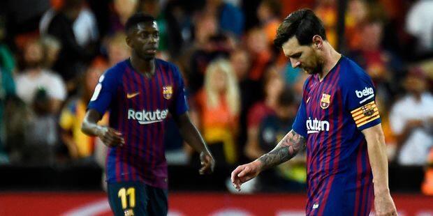 Liga: Séville dépasse en tête un Barça au ralenti - La DH
