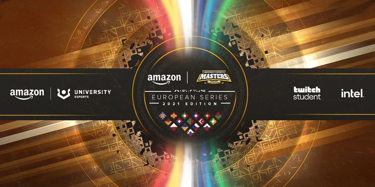 """League of Legend : Une équipe belge aux qualifications du championnat européen universitaire """"Amazon UEMasters"""" - 15.000€ de cash prize en jeu."""