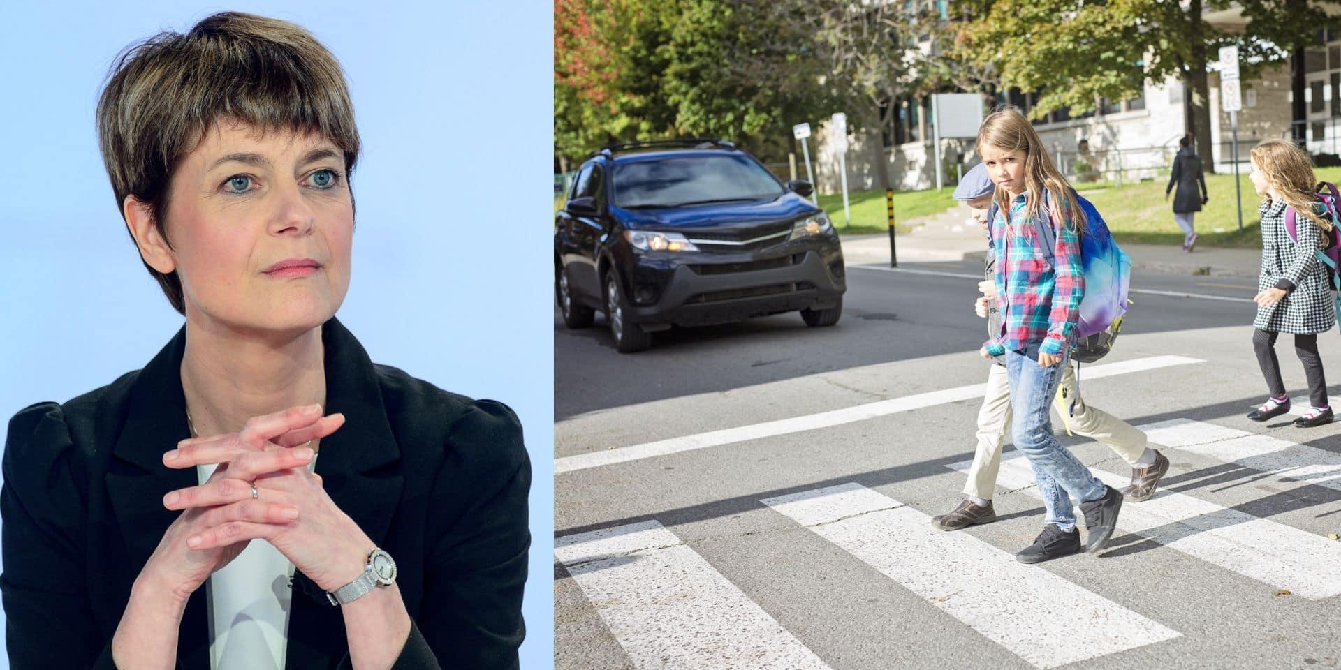"""Les élèves du secondaire bientôt formés à la sécurité routière: """"Les jeunes peuvent servir d'exemple pour les adultes"""""""