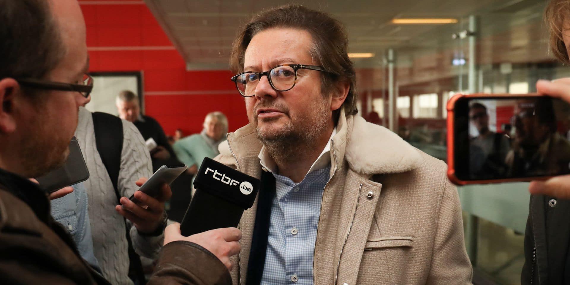 RSCA: Vanden Stock absent de la réunion des anciens actionnaires, le bras droit de Coucke démissionne