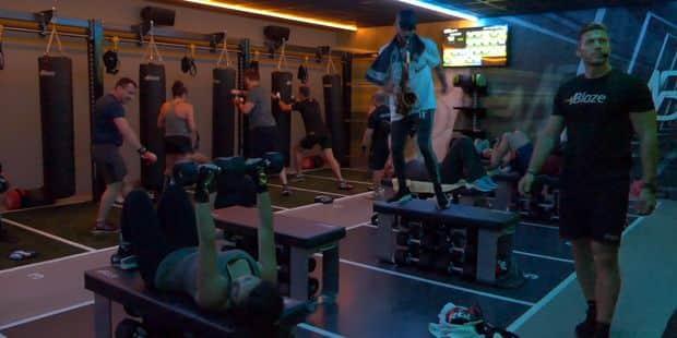 Blaze: une première dans le monde du fitness en Belgique - La DH