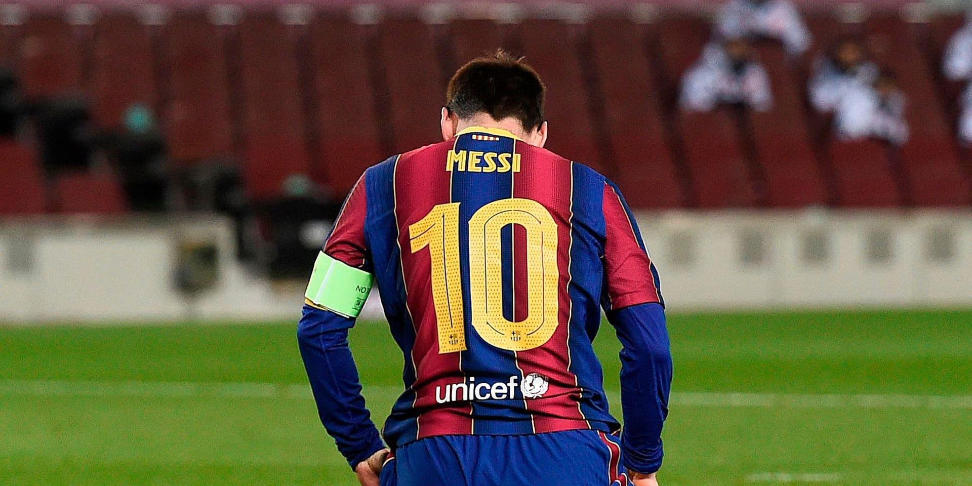 En 2021, Lionel Messi pourrait encore imiter le Roi Pelé!