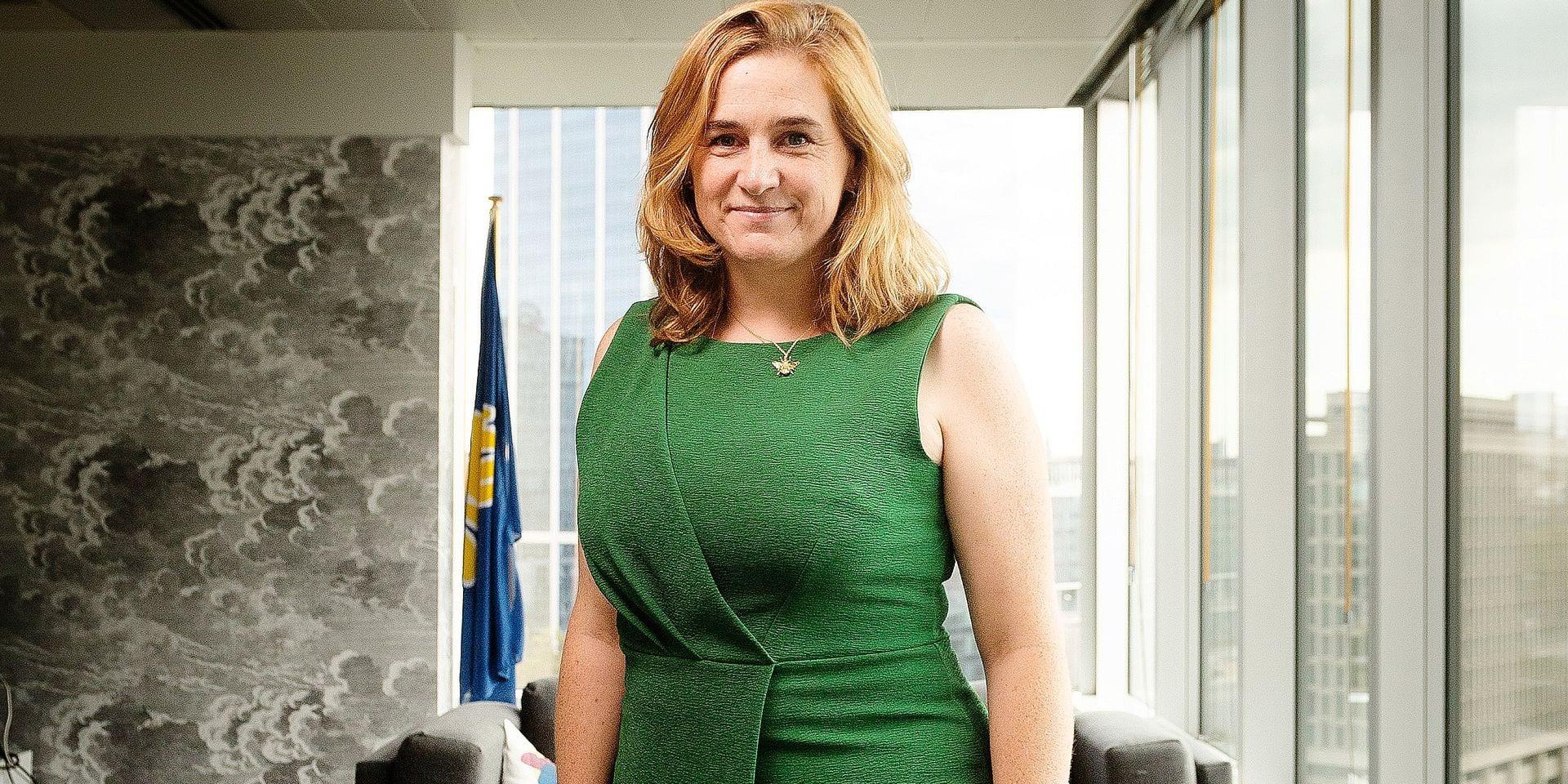"""Elke Van Den Brandt, ministre de la Mobilité à Bruxelles, veut apaiser les débats: """"Je n'ai rien contre les navetteurs"""""""