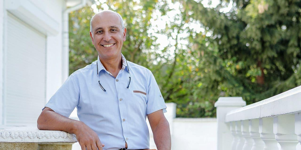 Wavre - portait Mostafa Ouezekhti