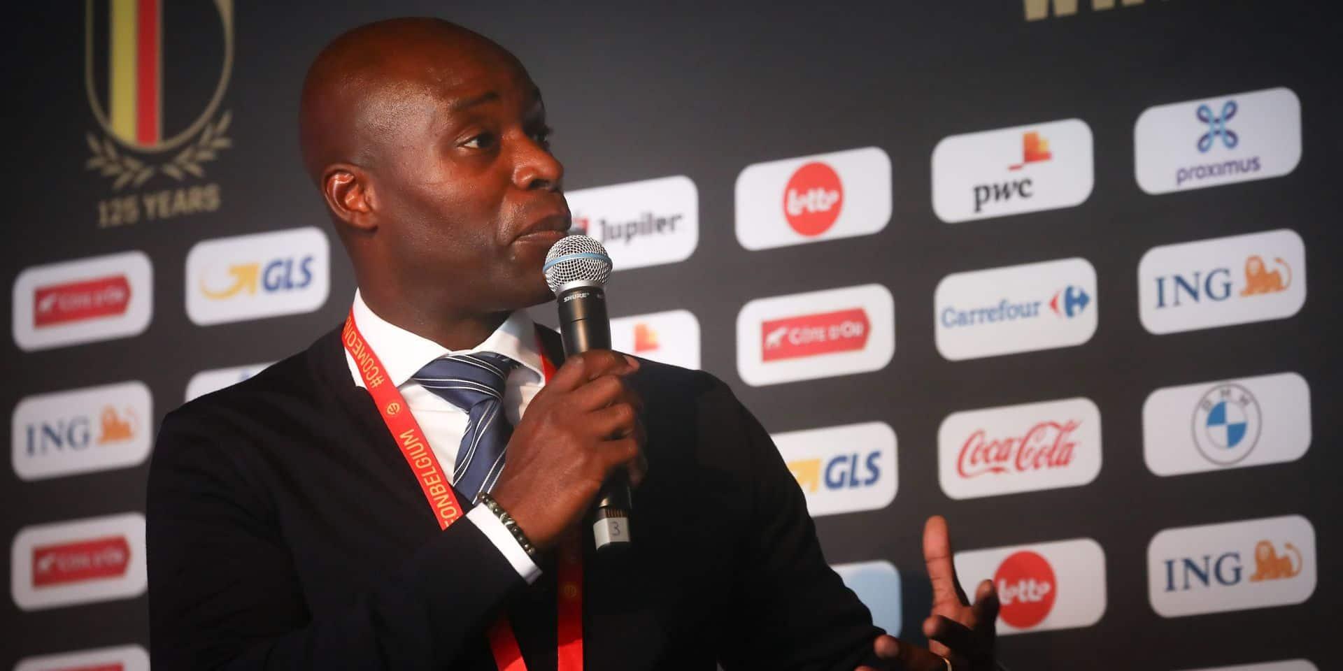 """Mbo Mpenza est notre invité du samedi: """"En Belgique, toutes les portes se sont fermées"""""""