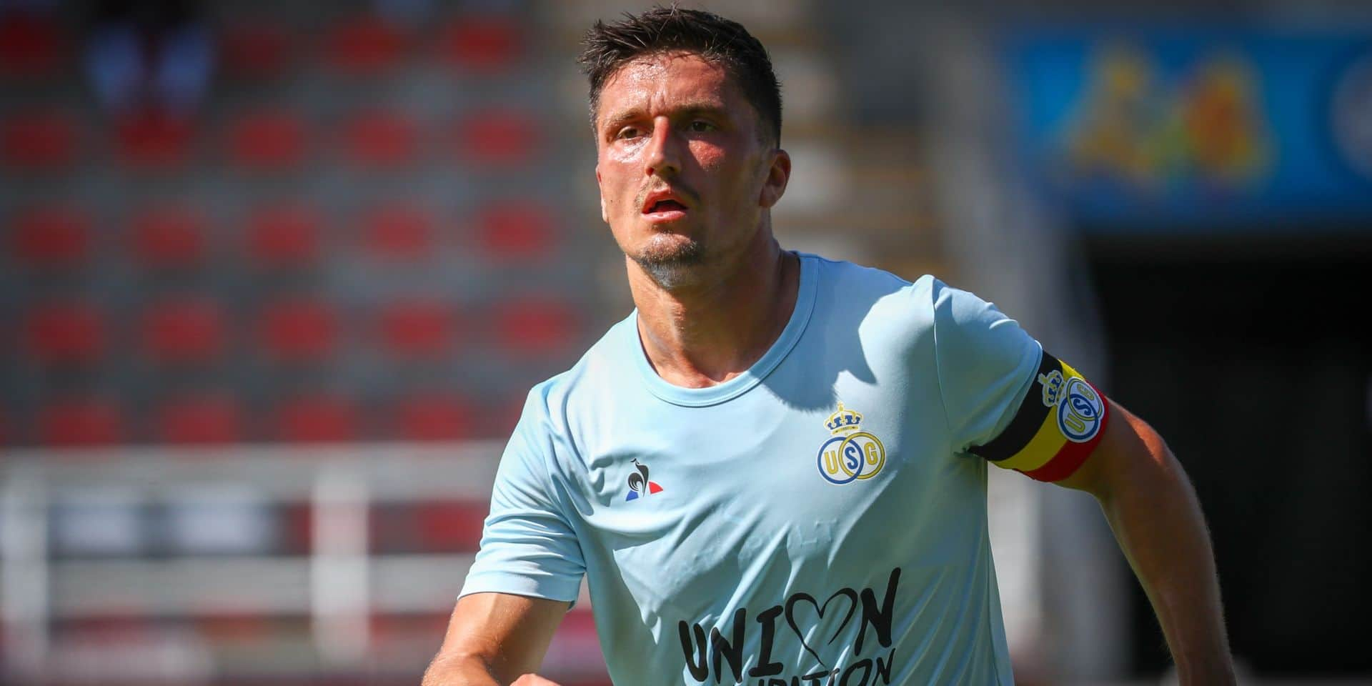 """L'Union Saint-Gilloise se fait plaisir face au Standard """"bis"""" (2-4)"""