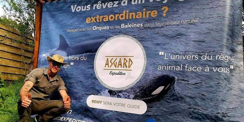 Découvrir les orques au départ de Habay !