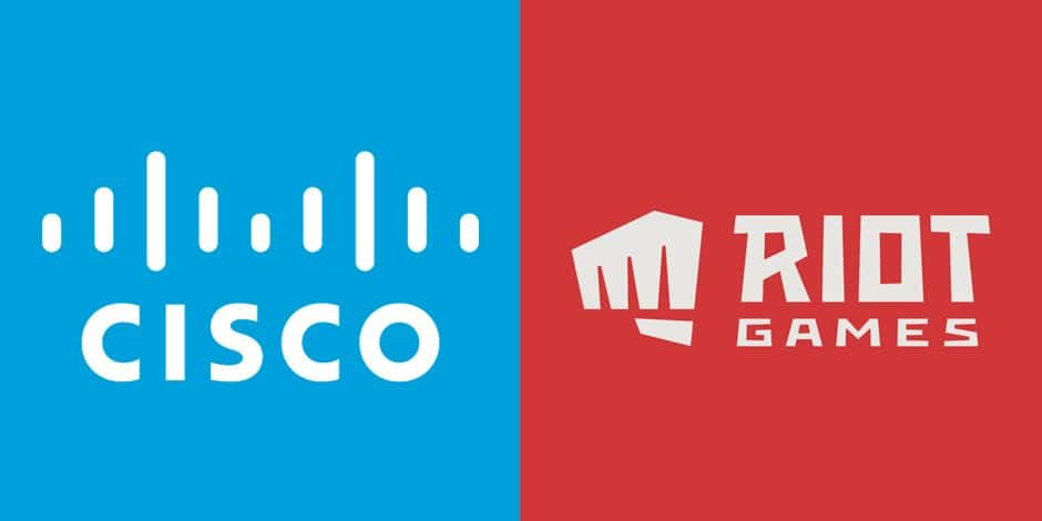 Riot Games s'associe avec Cisco pour améliorer son parc informatique