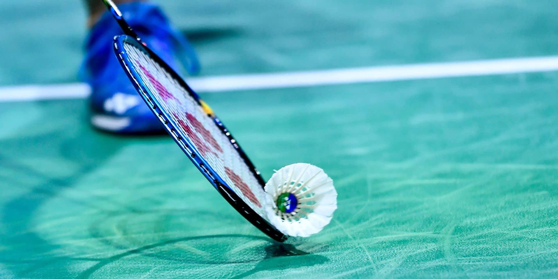 L'Euro de badminton reporté à 2021