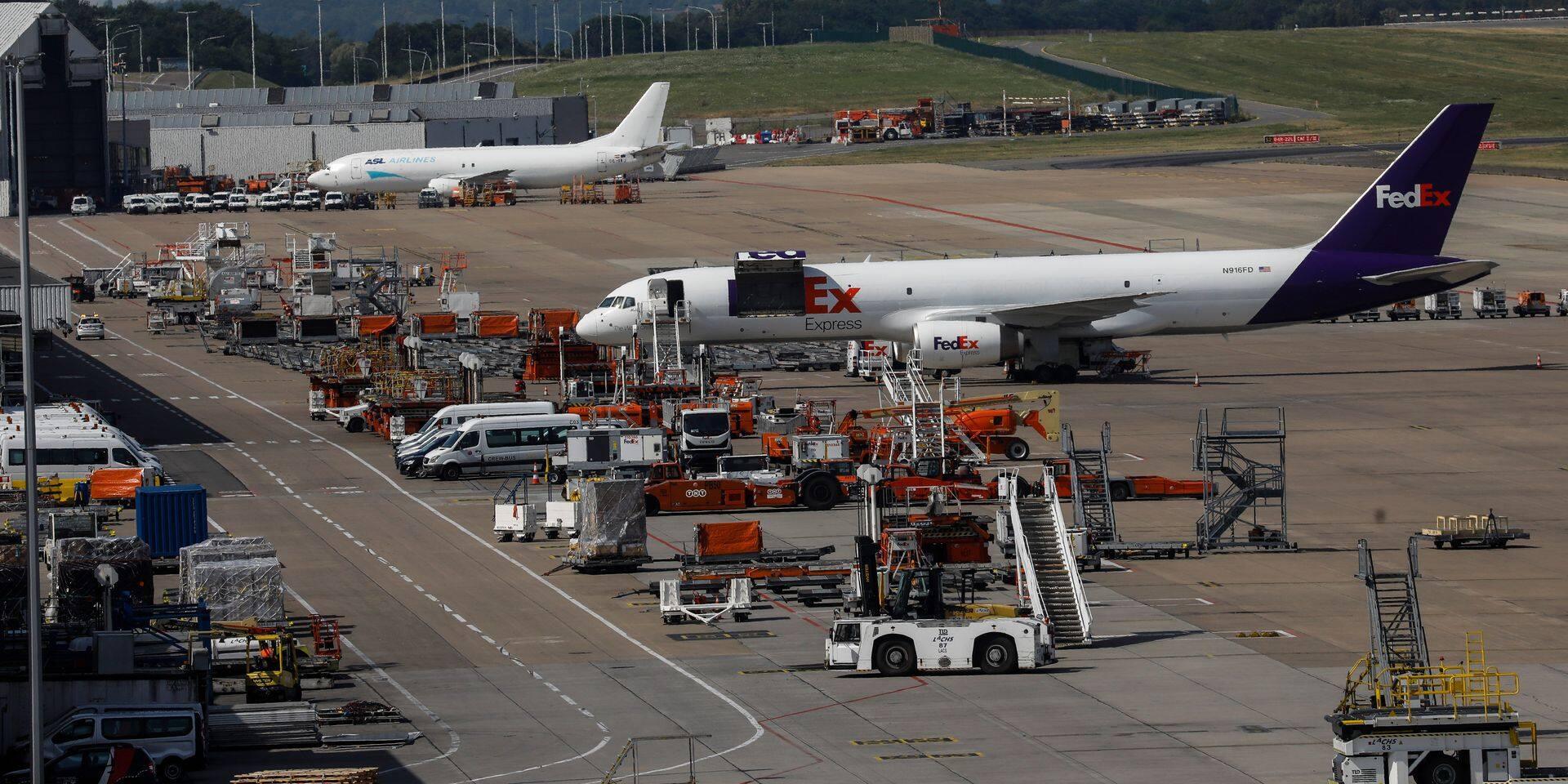 Liege Airport, c'est près de 9 000 jobs !