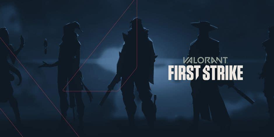 Riot Games organise son premier tournoi officiel sur Valorant