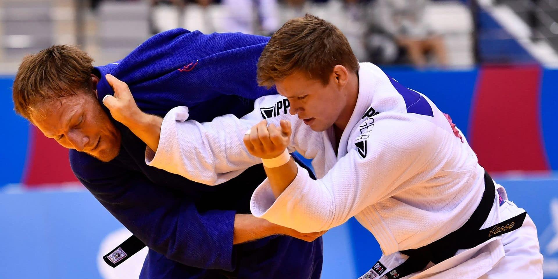"""Mark Van der Ham, l'entraîneur de Matthias Casse, dédramatise son revers à Doha : """"Pas une médaille à chaque fois !"""""""