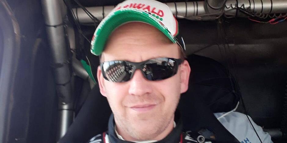 Jan Van Der Vaet intègre le top 10 en camions au Dakar