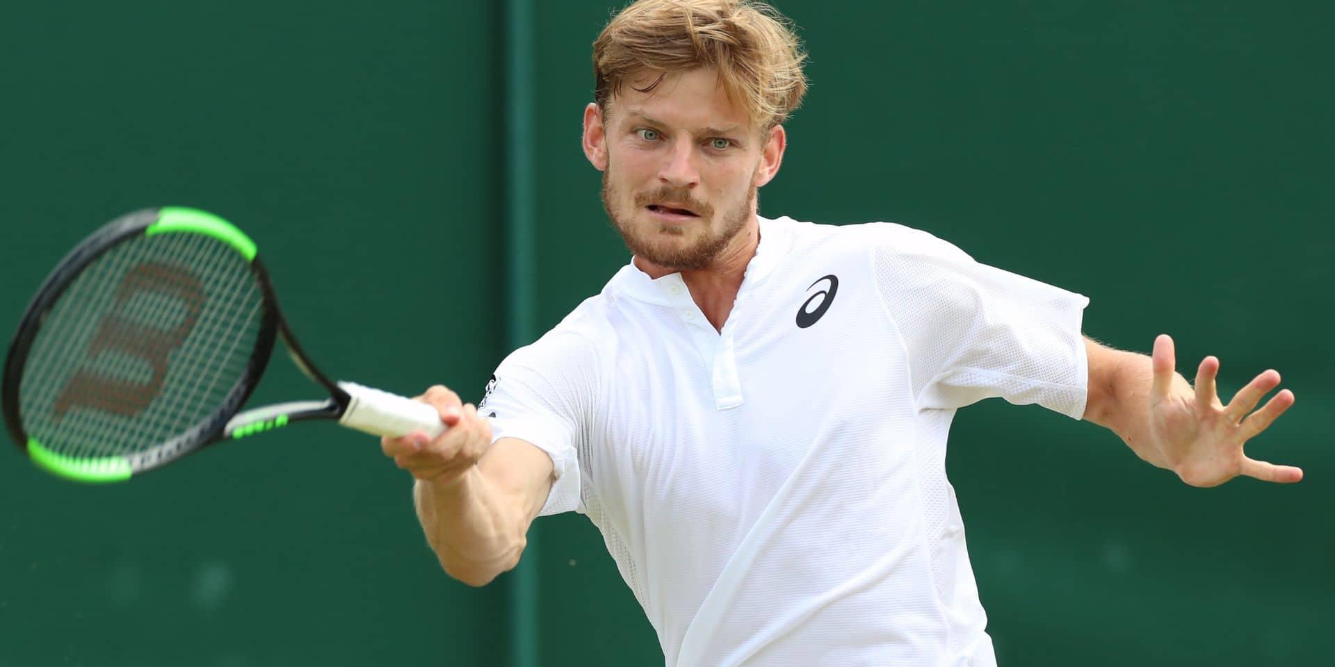 ATP Cincinnati: David Goffin écarte Taylor Fritz et retrouve Guido Pella au 2e tour