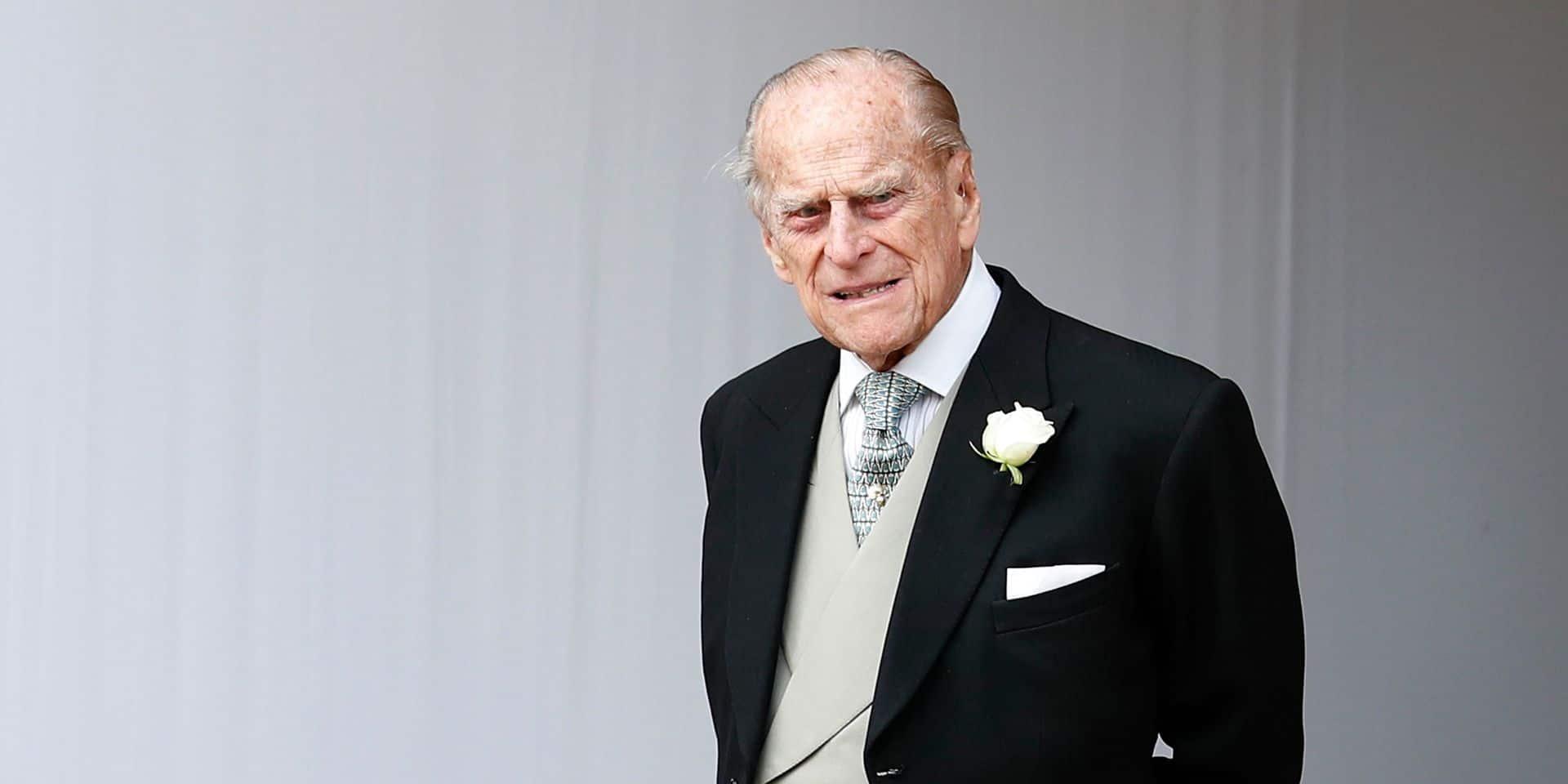 A 97 ans, le prince Philip renonce à son permis de conduire après un accident