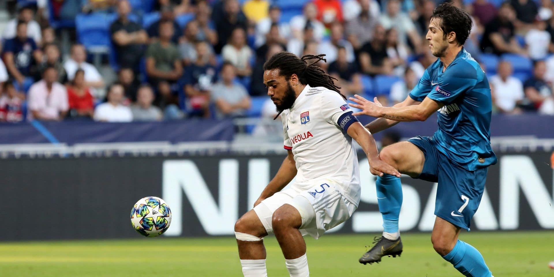 Pourquoi Jason Denayer ne devrait plus porter le brassard de capitaine à Lyon