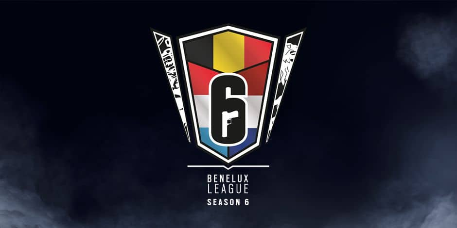 Top départ pour la Rainbow Six Benelux League