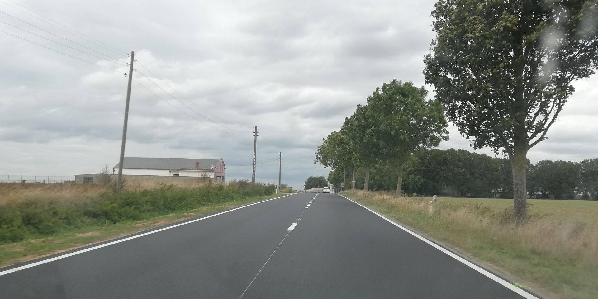 Chantier entre Rouveroy et Erquelinnes : la date de la fin des travaux est connue