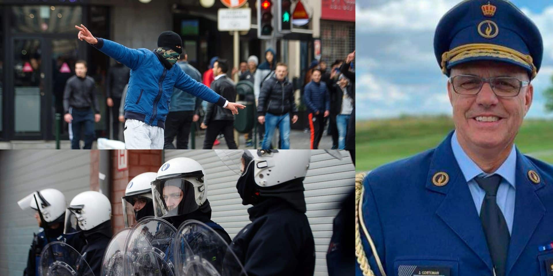 """""""Policiers pas les bienvenus"""", """"les délinquants font la loi"""", """"critiques et insultes sur les réseaux sociaux"""": un chef de police décrit """"la vraie situation dans les quartiers bruxellois"""""""