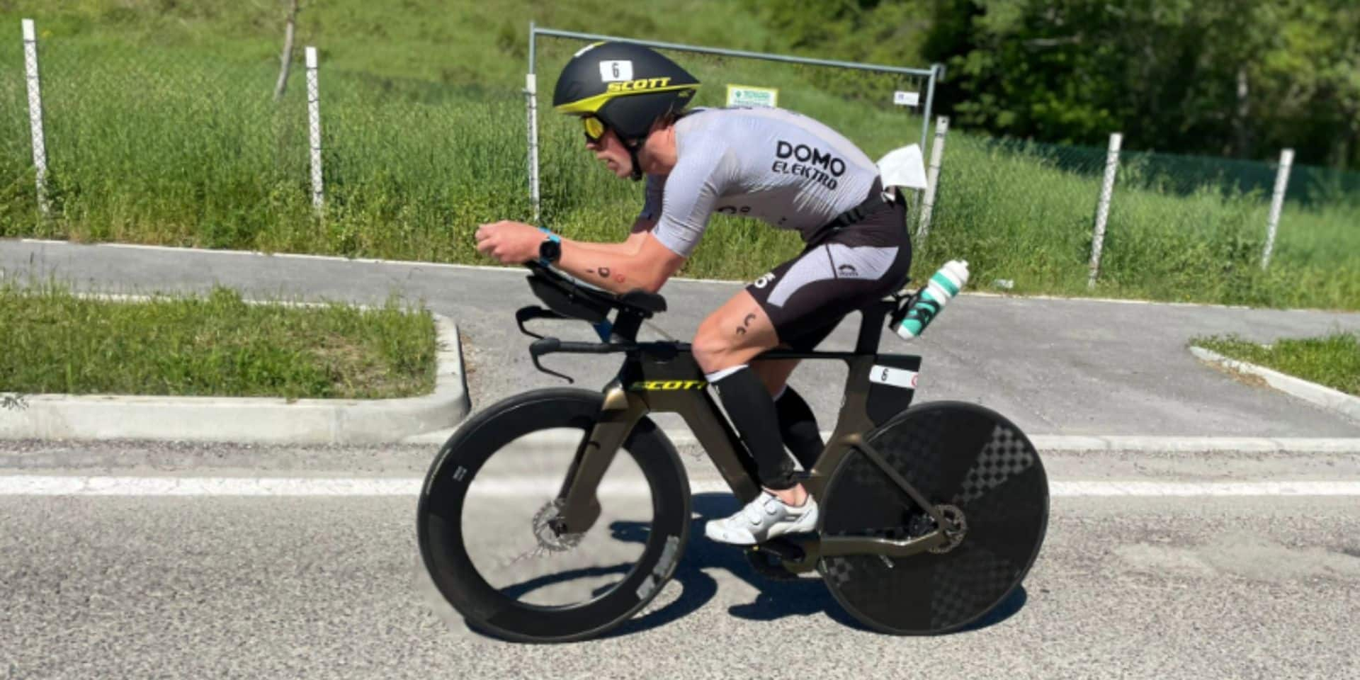 Triathlon : Cauchemar pour les Belges à Riccione !