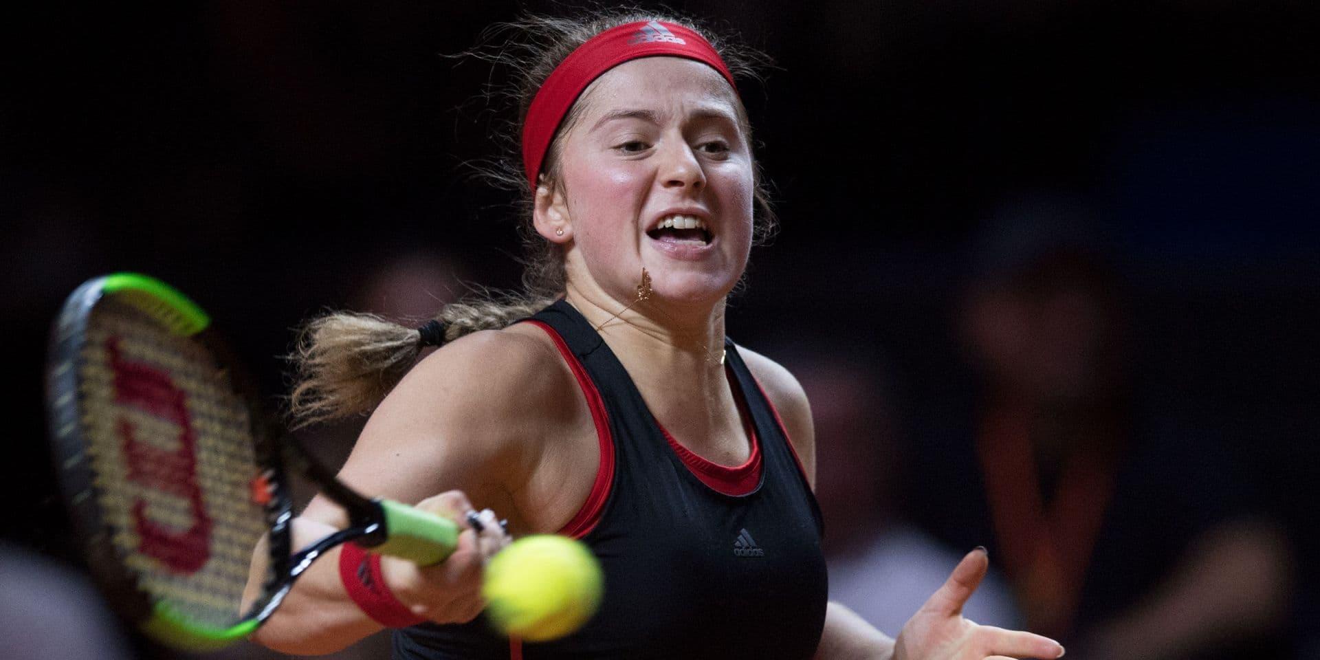 US Open: Jelena Ostapenko à son tour forfait, tout comme Carla Suarez Navarro