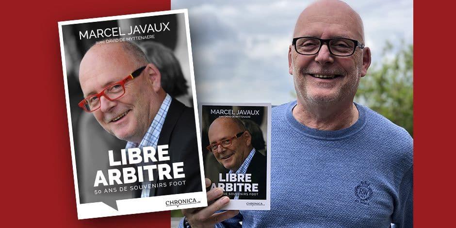 """Concours réservé aux abonnés : Tentez de gagner le livre de Marcel Javaux """"Libre Arbitre"""" !"""