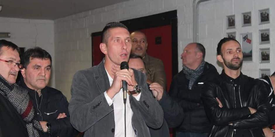Jonathan Watty et Jérémy Bruers, un duo gagnant à l'AS Morlanwelz