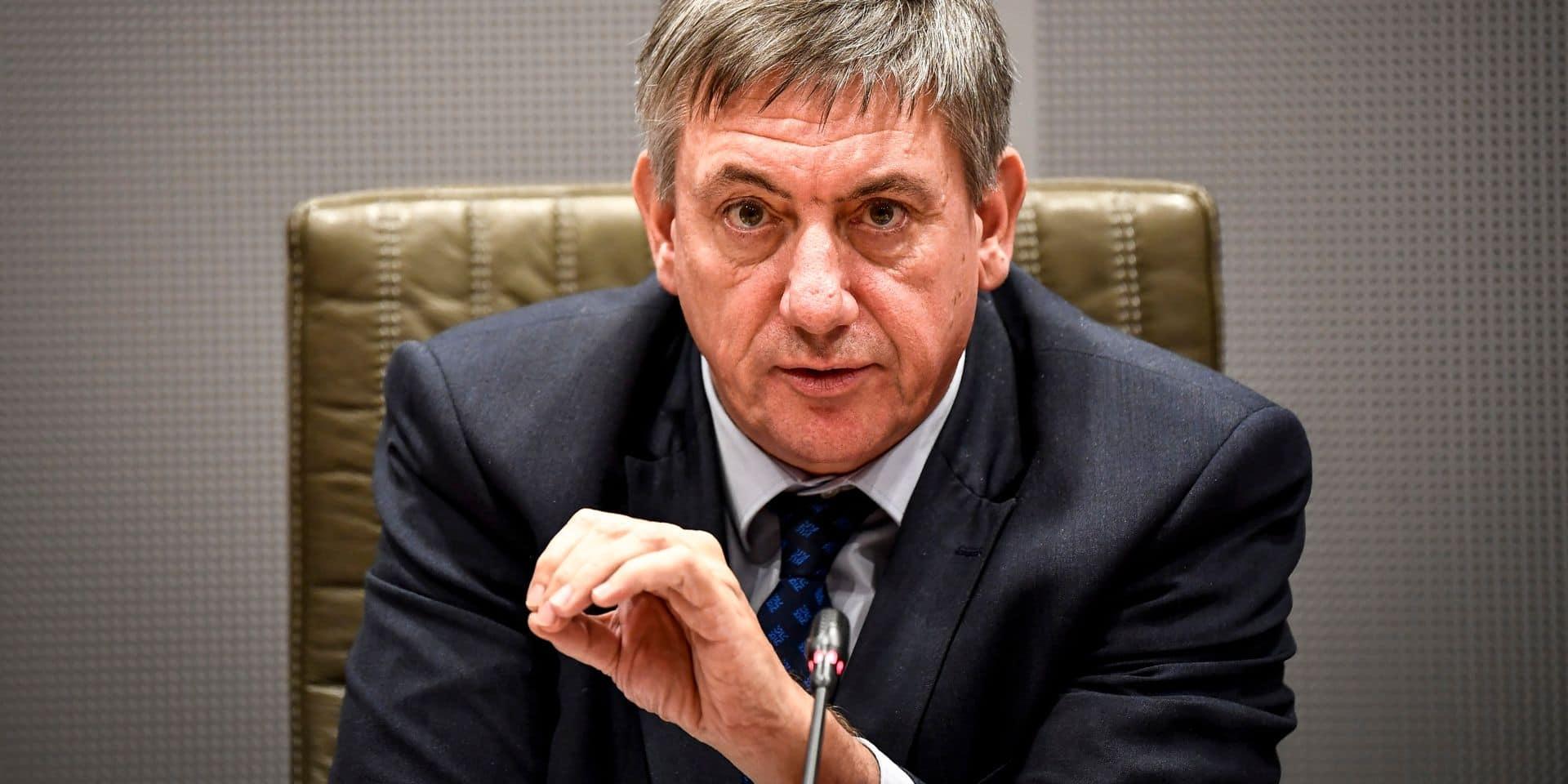 """Jambon apprécie que la Wallonie veuille prendre ses responsabilités: """"Je suis heureux de voir des gens plus adultes"""""""