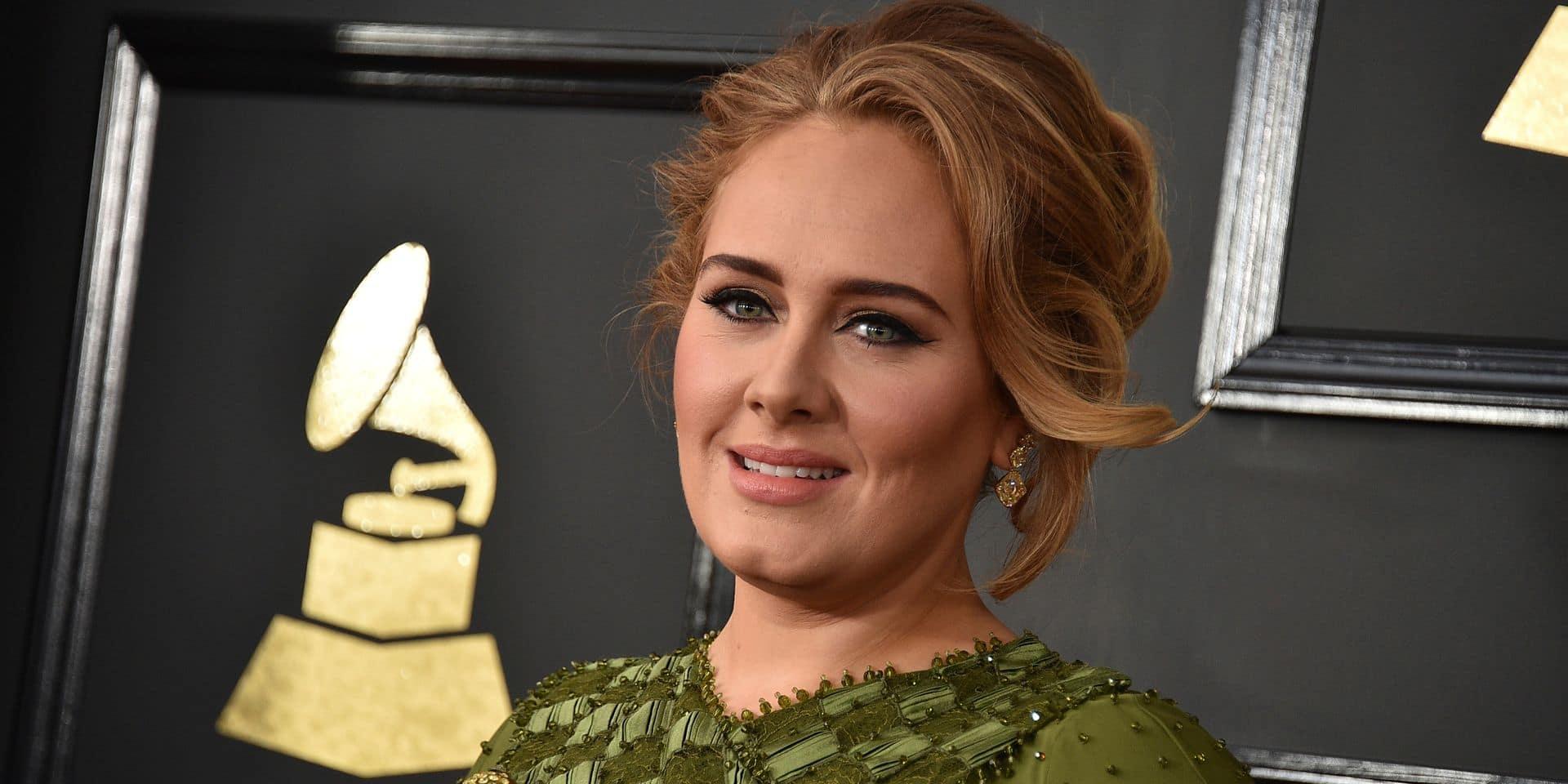 La chanteuse Adele se sépare de son mari