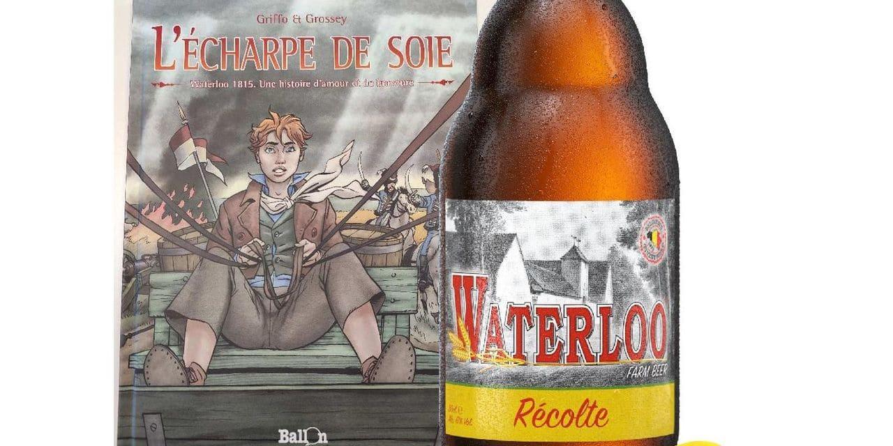 Gagnez un casier de Waterloo Récolte et/ou une BD pour passer plus qu'un très bon moment !