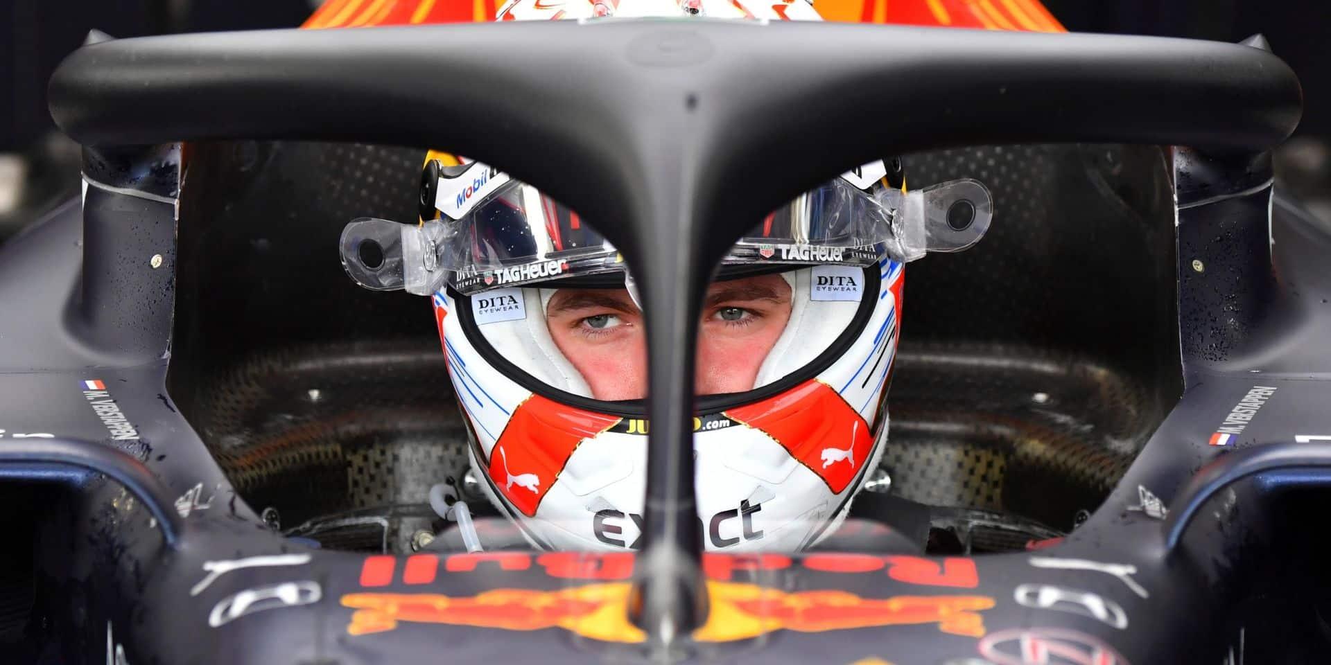 Au Brésil, Max Verstappen a réalisé l'arrêt au stand le plus rapide de l'histoire