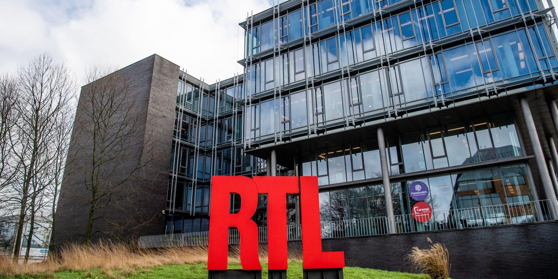 """Les représentants du personnel de RTL """"prennent acte"""" du refus de l'aide de la FWB"""