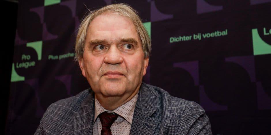 """Pierre François réagit au documentaire de la RTBF: """"Les propos des intervenants sont mensongers"""""""