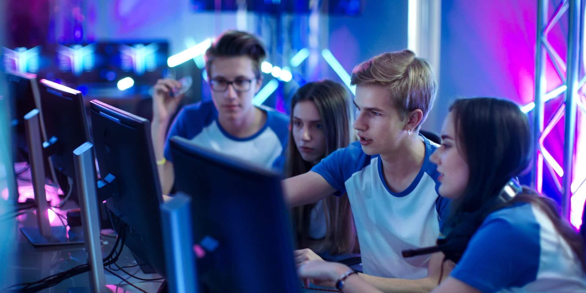 Il sera bientôt possible de suivre une formation en e-sport à la VUB