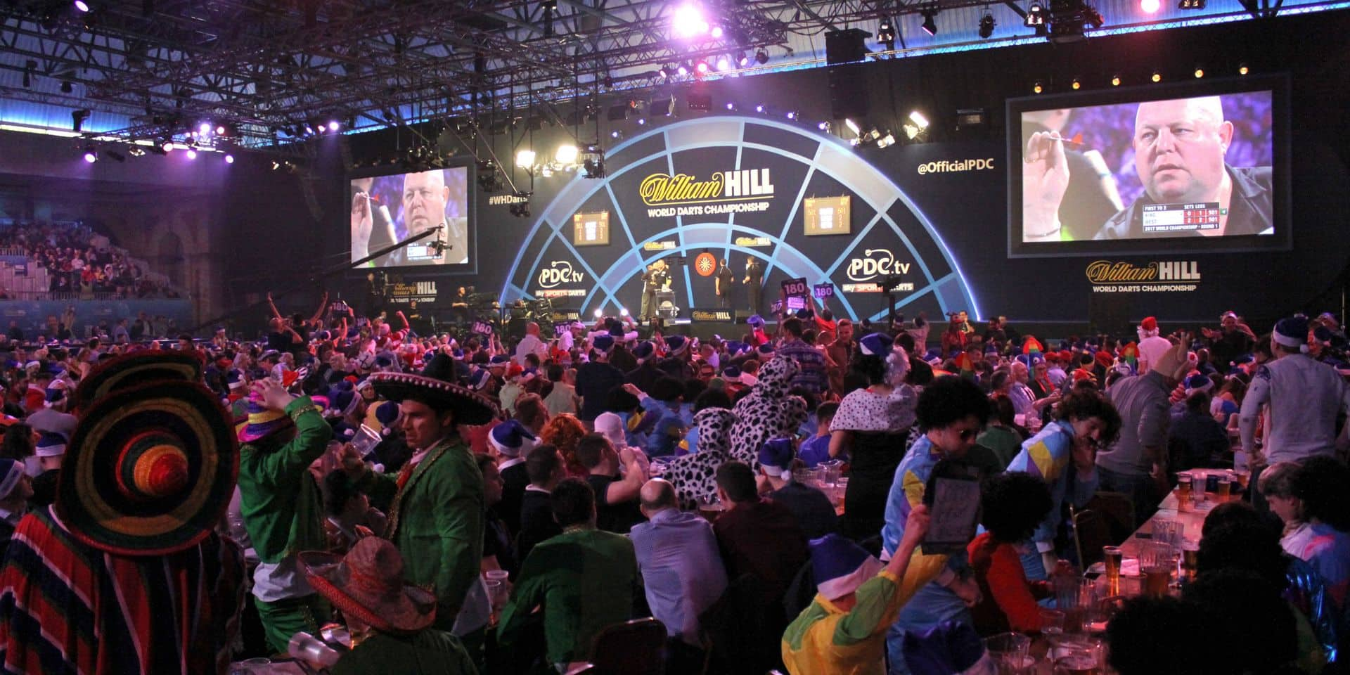 World Darts Cup in London