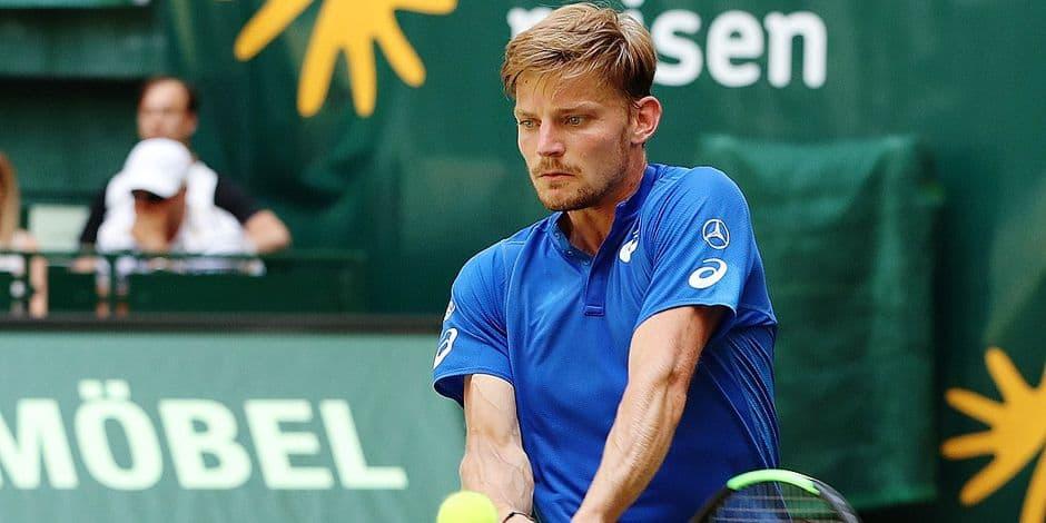 Goffin face à Zverev: un test idéal avant Wimbledon !
