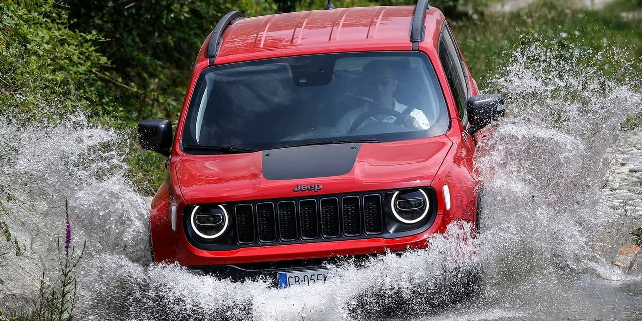 Essai Auto : Jeep, l'offensive hybride est là!