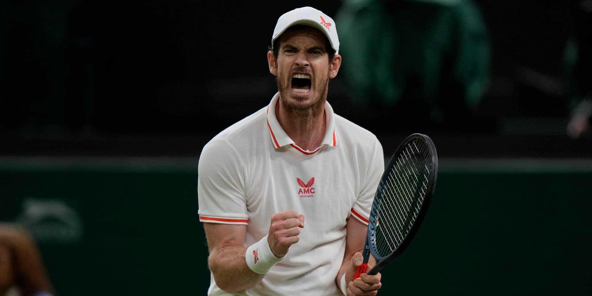 Murray, avec sa hanche artificielle, face à l'impossible ?