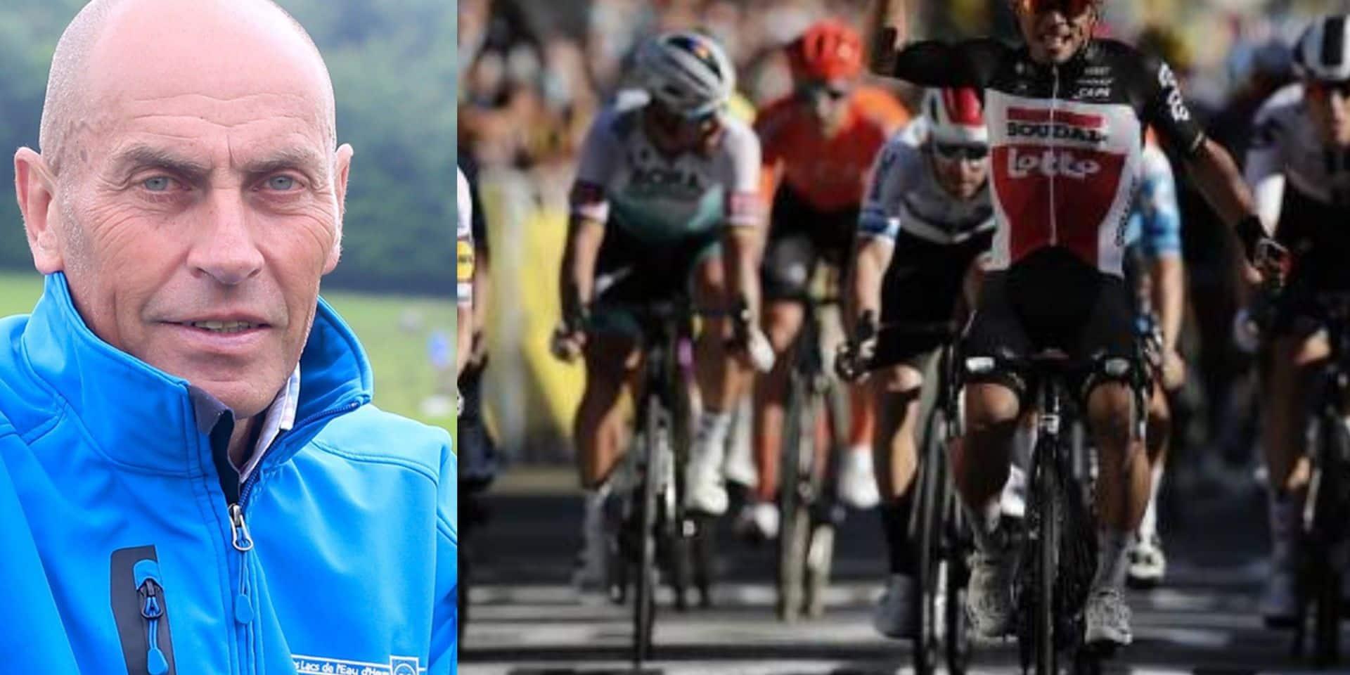 """L'avis du consultant Jean-Luc Vandenbroucke : """"Le Tour ne fait que commencer"""""""
