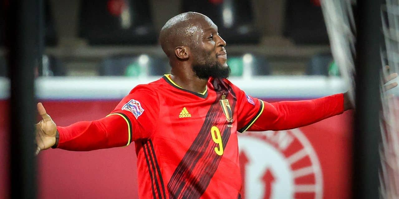 """Un portrait dithyrambique de Romelu Lukaku dans le journal L'Equipe: """"Peut-être l'attaquant le plus complet du monde"""""""