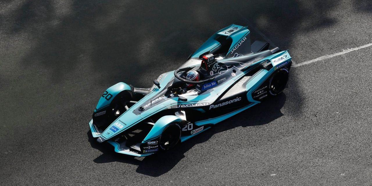 ePrix de Mexico : Evans fait rugir Jaguar, grosse désillusion pour Vandoorne