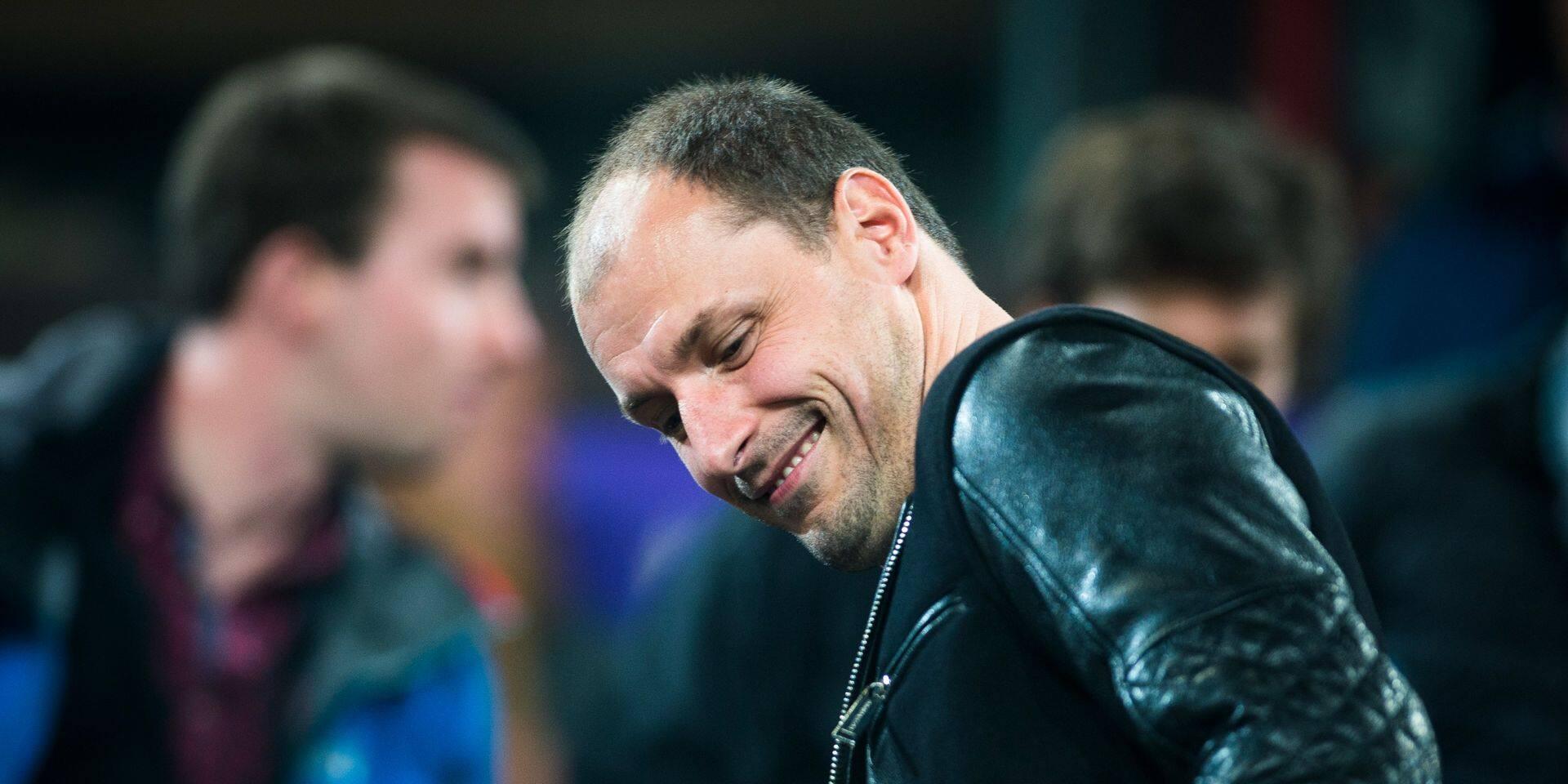 """Jovanovic revient sur son ancien métier d'agent: """"Ce monde n'était pas fait pour moi car je suis trop honnête"""""""
