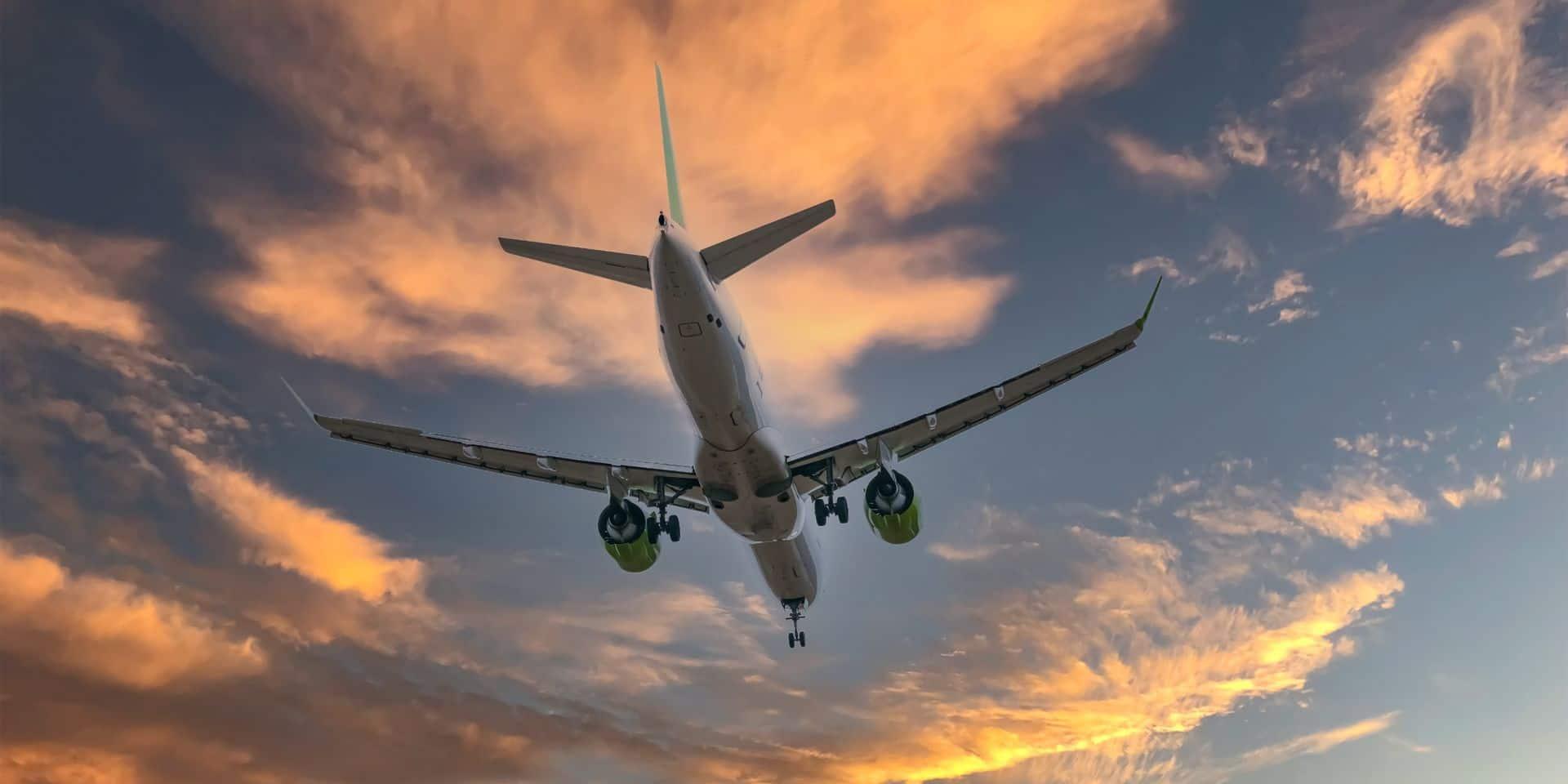 Le trafic aérien européen revit quelque peu: 50% du niveau de 2019 atteint