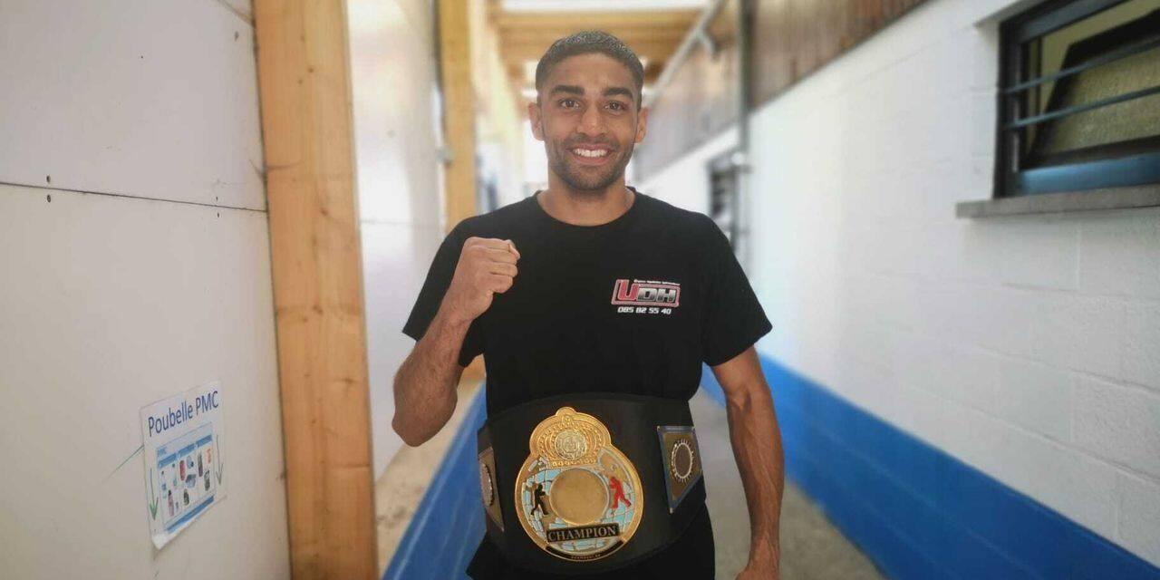 Gomes et Gontaruk : même objectif, fortunes diverses au gala de boxe de Visé