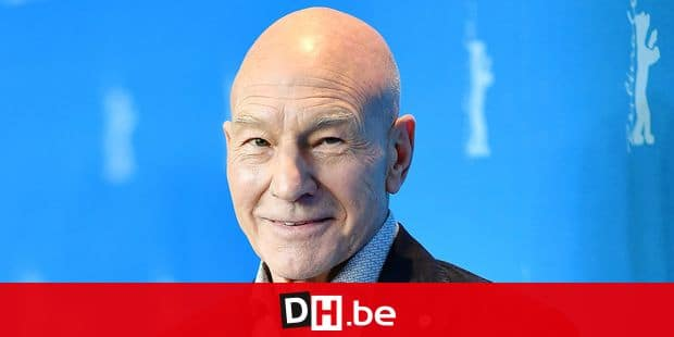 Actor Patrick Stewart poses during a photo call for the movie 'Logan' at the 67th International Berlin Film Festival in Berlin, Germany, 17 February 2017. The US-American movie runs noncompetitively. Photo: Jens Kalaene/dpa-Zentralbild/dpa Reporters / DPA